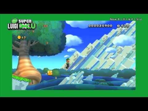 Čtyři minuty ze Super Luigi U