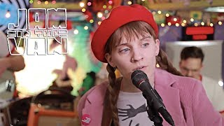 "LIZA ANNE - ""Closest To Me"" (Live at JITV HQ in Los Angeles, CA 2018) #JAMINTHEVAN"