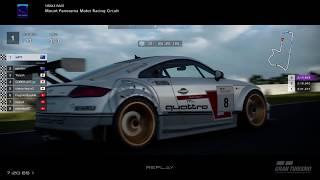 Gran Turismo™SPORT - Bathurst Audi TT RS Gr4 (online race) v2
