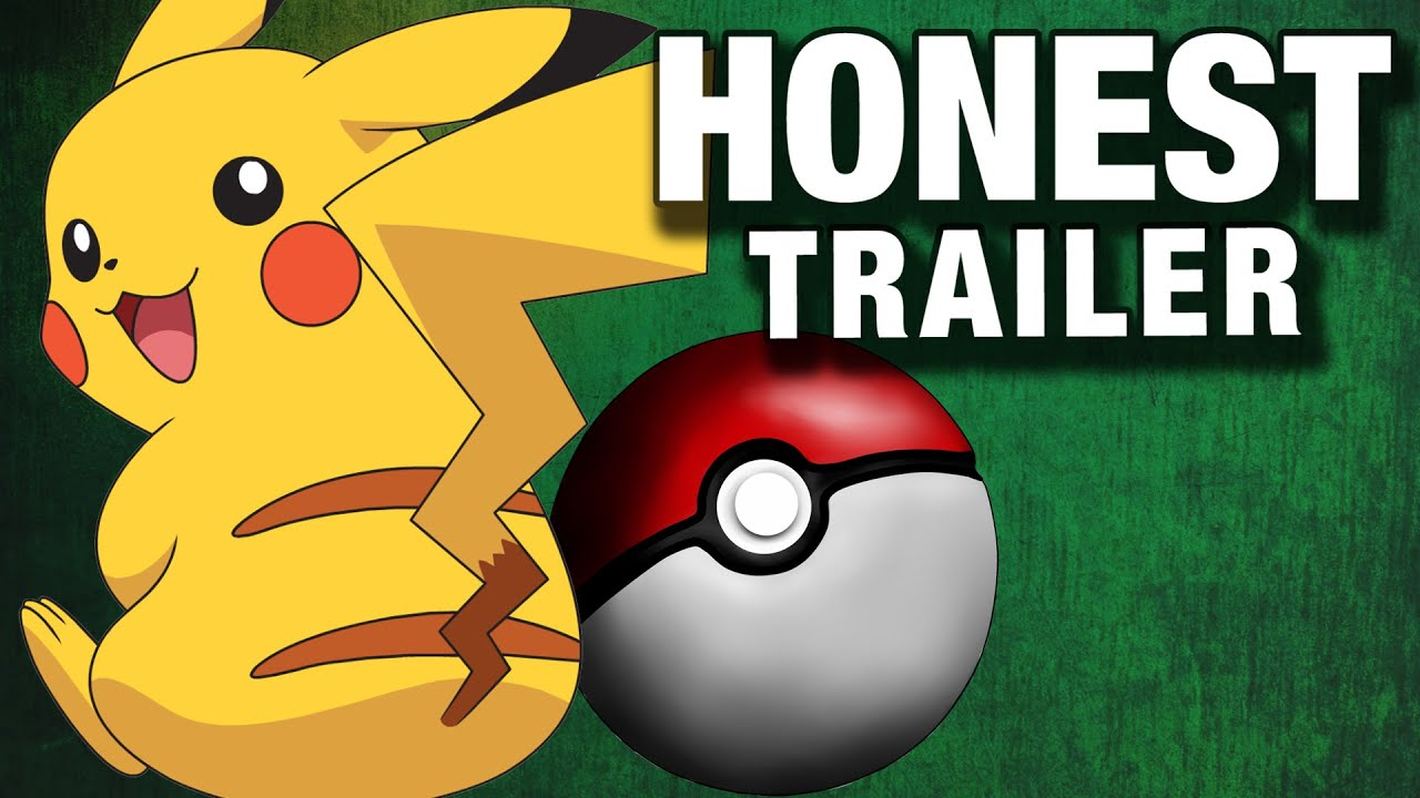 Honest Trailers Renamed Every Single Original Pokemon In This Hilarious Video