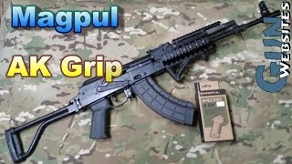 Magpul AK47 Grip Install
