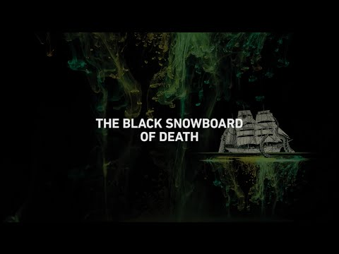 CAPiTA THE BLACK SNOWBOARD OF DEATH 2017