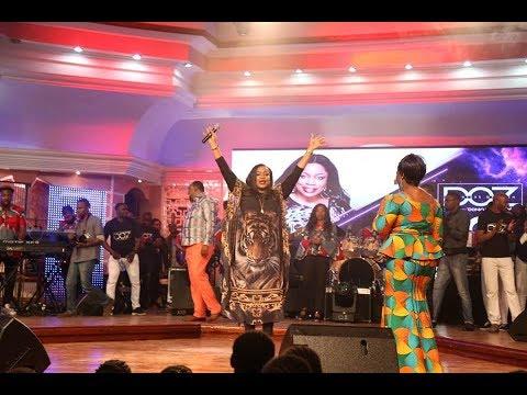 Sinach Live in Kenya (DOZ Convention)