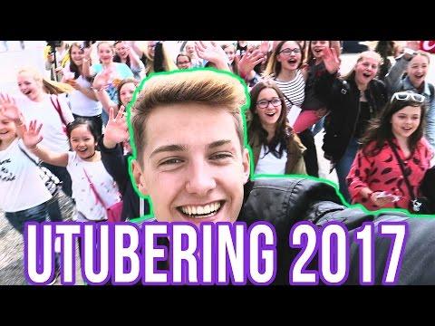 MŮJ PRVNÍ UTUBERING ! | UTUBERING 2017