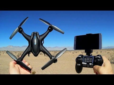 hobbytiger-h301s-gps-fpv-camera-drone-flight-test-review