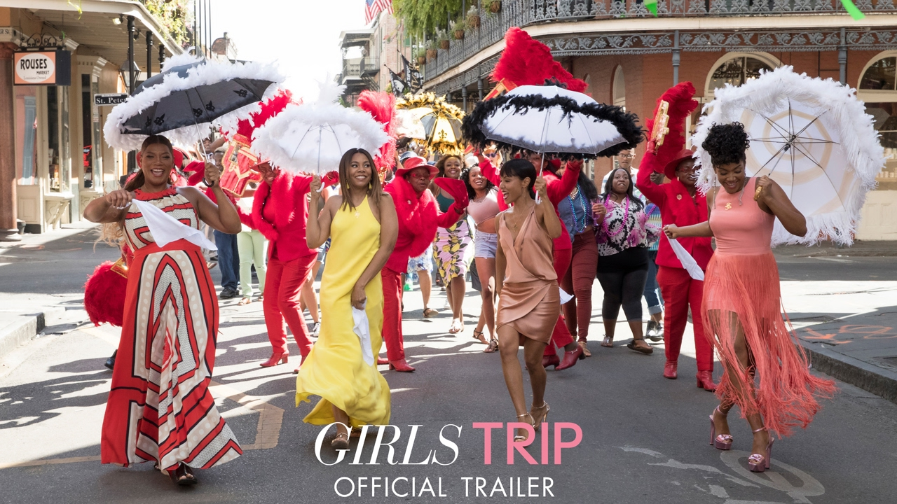Trailer för Girls Trip