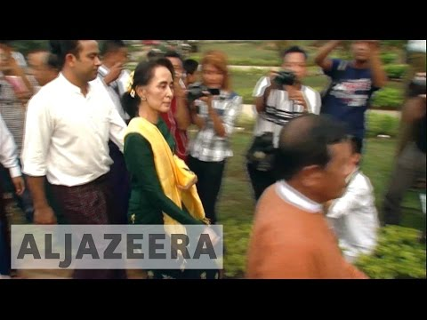 Myanmar's Suu Kyi criticised for silence on key issues