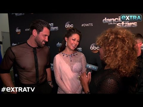 Why Maksim Chmerkovskiy Cried Before 'DWTS' Return with Vanessa Lachey