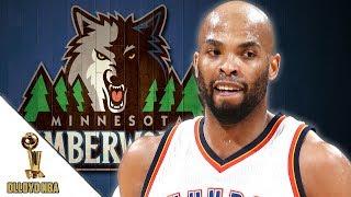 Minnesota Timberwolves Sign Taj Gibson!!!