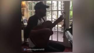 Juan Luis Guerra acustico-  Las Avispas- En Vivo