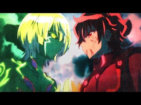 Sousei No Onmyouji (Rokuro & Benio vs Yuuto) ~ AMV ~ Rise From The Ashes