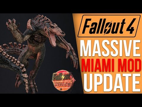 Fallout: Miami Just Got a MASSIVE Progress Update and New Gameplay