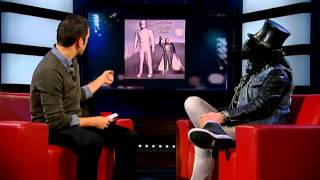 Slash On Michael Jackson, Joni Mitchell & David Bowie