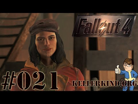 Fallout 4 [HD|60FPS] #021 - Be my Valentine ★ Let's Play Fallout 4
