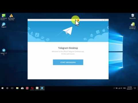 How to set up and use Telegram on PC