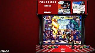 WORLD HEROES PERFECT RETRO PS3 PKG