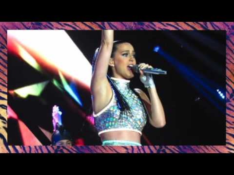 Katy Perry - Roar (The Prismatic World Tour Studio Version)