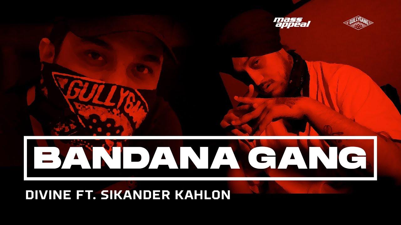 Bandana Gang Lyrics - Divine Feat Sikander Kahlon -2225
