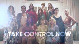 ghd Edición limitada ghd pink   TAKE CONTROL NOW anuncio