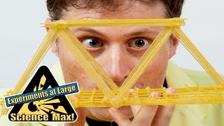 Science Max   Pasta Bridge   Season 1 Full Episode   Kids Science