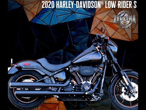 2020 Harley-Davidson Low Rider®S in Ames, Iowa - Video 1