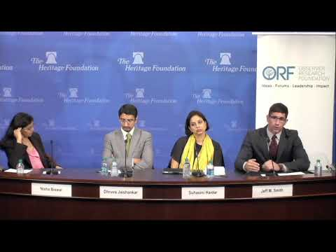 #IndiaontheHill | Navigating US Foreign Policy Priorities and Sanctions