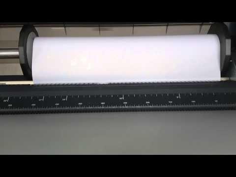 Come inserire e togliere carta plotter Canon