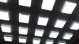 阿賀市民センターのエレベーター(三菱製)