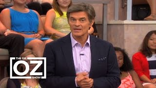 Dr. Oz Explains How to Avoid Tension Headaches - Video Youtube