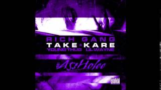 Lil Wayne - Take Kare ft. Young Thug Chopped & Screwed (Chop it #A5sHolee)