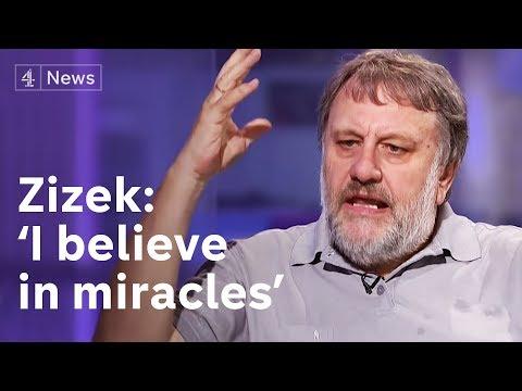 Slavoj Žižek: On Corbyn, the election, Brexit and fake news