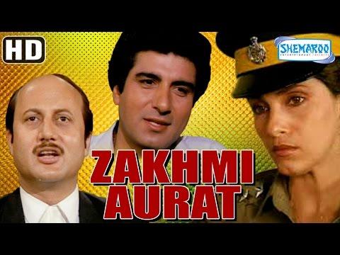 Zakhmi Aurat {HD} Raj Babbar - Dimple Kapadia - Anupam Kher - Hindi Full Movie (With Eng Subtitles)