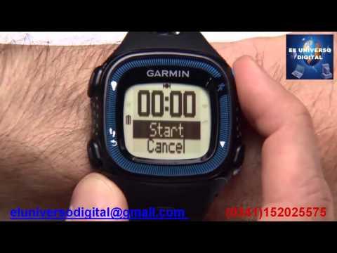 Reloj Garmin gps,Rosario,Santa Fe,Parana,San Nicolas,Rafaela,Garmin Forerunner 15