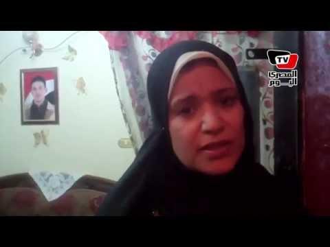 زوجة أحد شهداء ثورة يناير بالسويس: مبارك يستحق البراءة واحنا اسفين ياريس