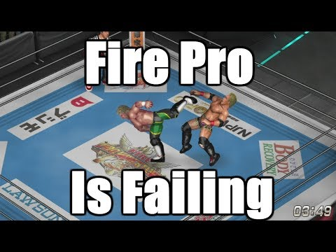 Here's Why Fire Pro Wrestling World Has Gotten Worse Since Release