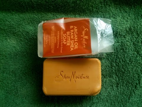 Raw Shea Chamomile & Argan Oil Baby Lotion by SheaMoisture #4