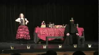 "THE PHANTOM OF THE OPERA, ""The Point of No Return"" and ""Down Once More"" High School Production"