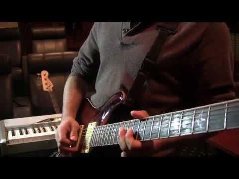 Sword Art Online Crossing Field by LiSA guitar cover performed by Guitars2400