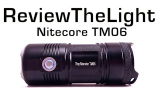 ReviewTheLight:  Nitecore TM06 (3800 Lumen Floodlight!)