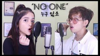LEE HI - '누구 없소 (NO ONE) Feat. B.I of iKON' COVER by NADAFID & ALPHIANDI