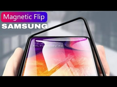 SAMSUNG GALAXY A50~NEWEST METAL MAGNETIC CASE PALING KECE 2019 !