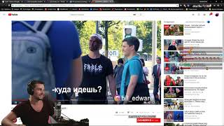 Реакция Диктора на: ПРАНК / ДЕВУШКА СЕЛА НА ЛИЦО / РЕАКЦИЯ ЛЮДЕЙ /