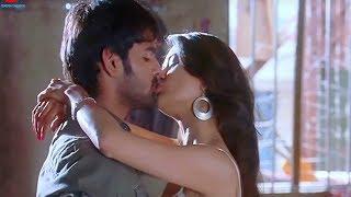 Isha Sahani & Ram Blockbuster Movie Most Interesting Love Scene | Cinema Theater