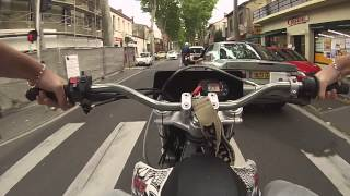 preview picture of video 'Rassemblement 50cc (partie 1) Toulouse (31) GoPro'