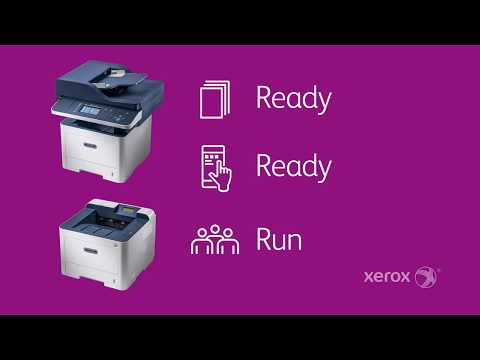 Convenience and Connectivity: Xerox® WorkCentre® 3335/3345 and Xerox® Phaser® 3330