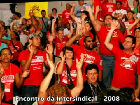 10 anos da INTERSINDICAL [V Encontro] - História das lutas de nossa classe e nossa contribuição nesses 10 anos de construção da INTERSINDICAL - Instrumento de Luta e Organização da Classe Trabalhadora