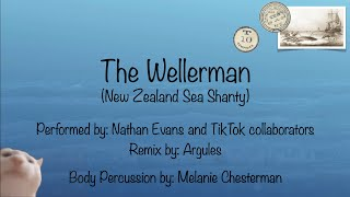 The Wellerman TikTok Sea Shanty (Nathan Evans) Body Percussion *Party Edition*