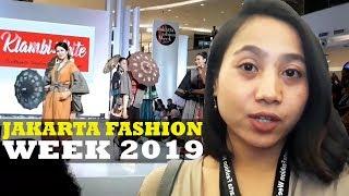 Mengintip Kemeriahan Jakarta Fashion Week 2019 di Senayan City