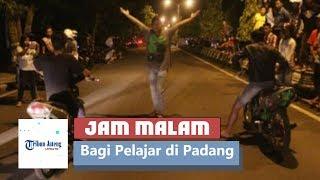 Jam Malam Diberlakukan Bagi Pelajar dan Anak Muda di Kota Padang