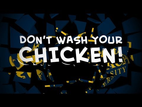 Science Says Not To Wash Your Chicken Before You Cook It